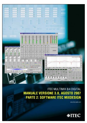 software itec mixdesign