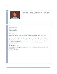 Erling John Johnson Gavilán - Universidad de Magallanes