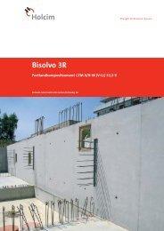 Bisolvo 3R - Holcim