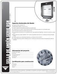 Catálogo DSH - Tecnologistica