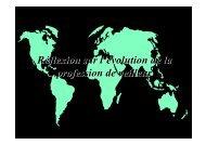 Réflexion sur l'évolution de la profession de veilleur - CRRM à