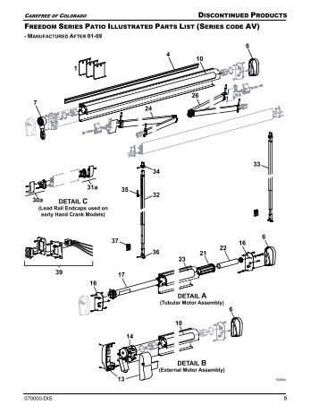 Rv Awning Parts Diagram Coleman RV AC Parts Diagram Wiring