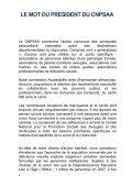 Comite National pour la Promotion Sociale des Aveugles et ... - cfpsaa - Page 6