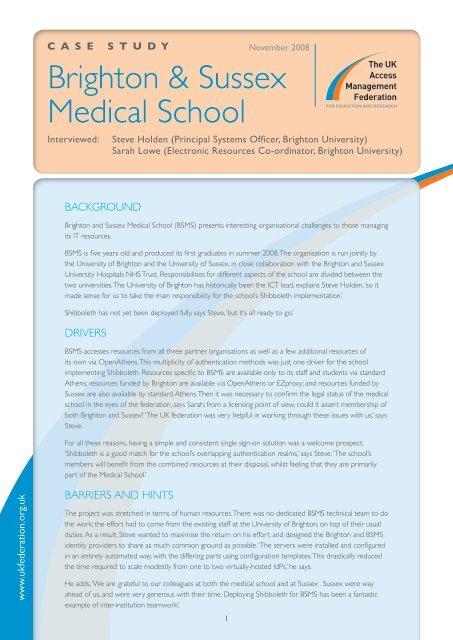 good medical management