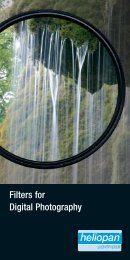 Filters for Digital Photography - Heliopan