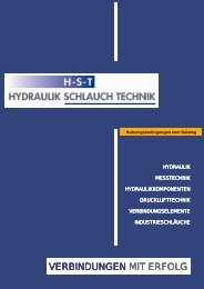 Download - HST Hydraulik Schlauch Technik