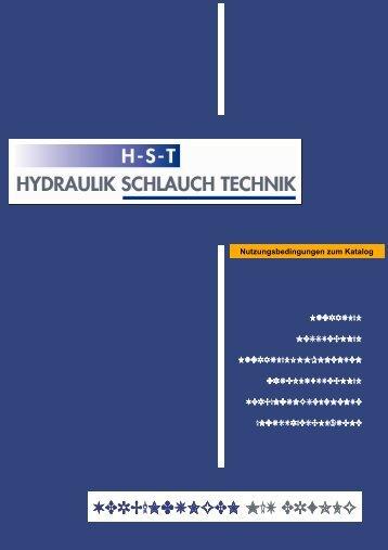 Download - HST Hydraulik Schlauch Technik