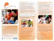 Téléchargez notre brochure - Montreal Fluency