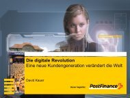 David Kauer: Die digitale Revolution (PDF) - Digicomp