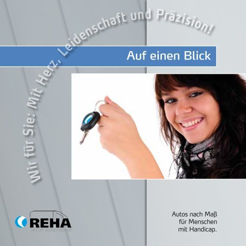 Imageprospekt REHA Group Automotive; Stand ... - Kirchhoff Gruppe