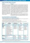 S'informer précisément sur un exposant - Carrefour Emploi - Page 6