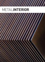 Metal Interior Portfolio (PDF, 11.4 MB)