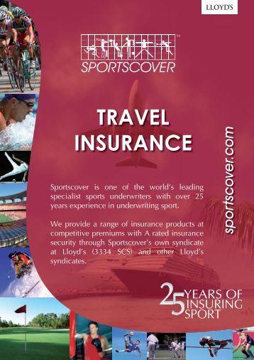 Download Sports Liability Insurance Brochure
