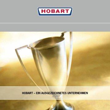 awards - HOBART GmbH
