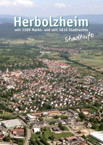 Stadtinfo - Stadt Herbolzheim