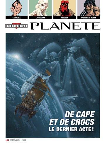 PLANETE 62.indd - Delcourt