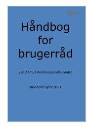 Brugerrådshåndbog - Aarhus.dk