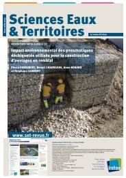 Impact environnemental des pneumatiques déchiquetés ... - HAL