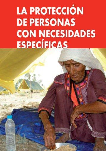 capítulo 11 la protección de personas con necesidades específicas