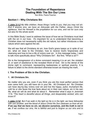PDF Format - The Teaching Ministry of Ken Birks