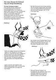 Skizze - hp-schlumpp Tierpräparator