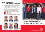 A5 Ehestorf yy:A5 Ehestorf - SPD Rosengarten