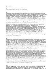 Überlegungen zur Position der Farbmalerei, in - Aesthetischepraxis.de