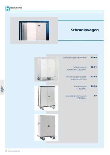 EdElStAhl Schrankwagen RGEE - Hammerlit