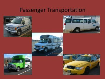 Omnibus 2 - New Jersey Council on Special Transportation