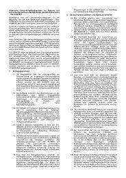 Allgemeine Lizenzvertragsbedingungen zur ... - IDS Scheer AG