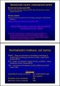 Normy a technická dokumentace - Page 4