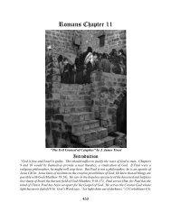 Romans 11.pdf - Our Savior Lutheran Church
