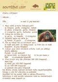 velká opičí soutěž pro děti! - Podkrušnohorský Zoopark Chomutov - Page 2