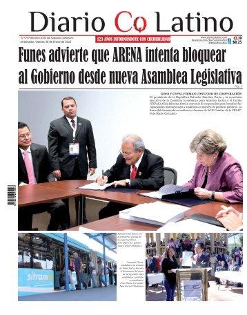 Edición 30 de Enero de 2015