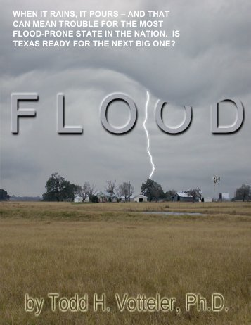 WHEN IT RAINS, IT POURS – AND THAT CAN ... - Edwards Aquifer