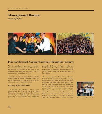 Management Review - Gab