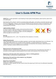 User's Guide APM Plus