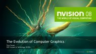 The Evolution of Computer Graphics
