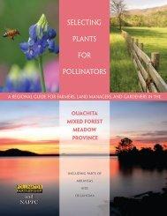 Ouachita Mixed Forest - Pollinator Partnership