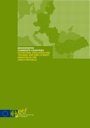 Monographs Candidate Countries