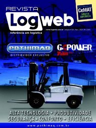 Edição 105 download da revista completa - Logweb