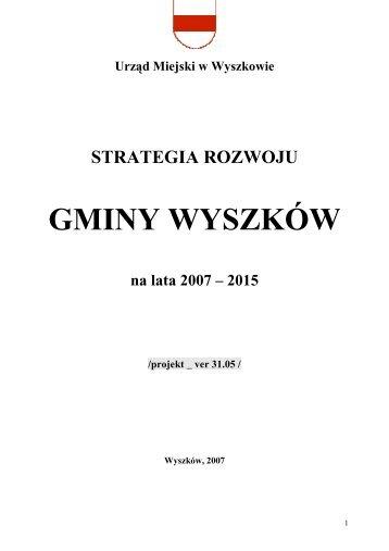"""Kliknij, aby pobrać plik w formacie """"pdf"""" - Gmina Wyszków"""