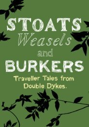Double Dykes Stories_NEWW - Scottish Book Trust
