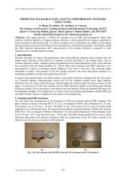 improving wearable slot antenna performance with ebg ... - Taconic