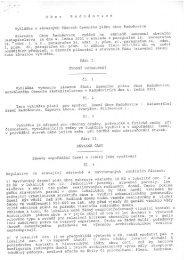 obecně závazná vyhláška k územnímu plánu obce - Strakonice