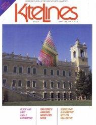 Kite Lines - Spring 1991 (Vol. 8 No. 3) - KiteLife