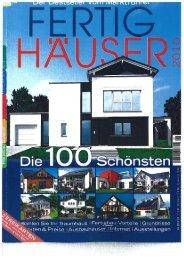 Fertighäuser 2010 - Christian Ruf