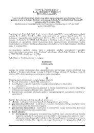 XXVII/295/09 z dn. 30 kwietnia 2009 r. - geoINFOKART
