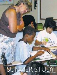 Ranney-in-the-Summer - Ranney School