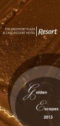 Download Brochure - Castlecourt Hotel